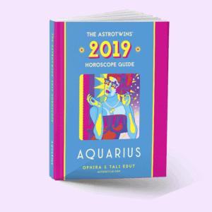 Aquarius 2019 Horoscope Guide