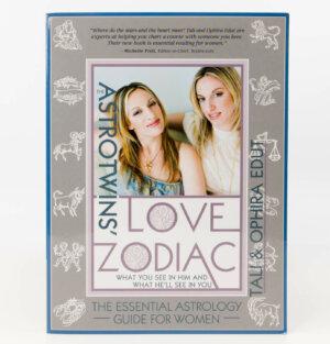 The AstroTwins Love Zodiac