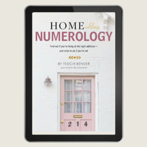 Home Address Numerology