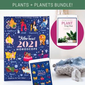 2021 Horoscope + Plant Feng Shui