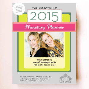 2015 Horoscope Guide by The AstroTwins